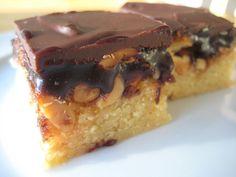 Snickers-kage må prøves