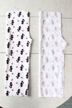 DIY Pajama Pants (Without a Pattern!)