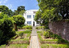 Back on the market: Villa St Ronans 1930s modernist property in Torquay, Devon on http://www.wowhaus.co.uk