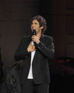 Josh Groban Photos: Josh Groban Performs At The Staples Center