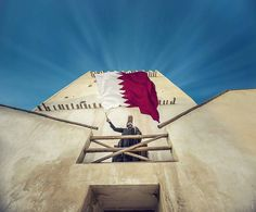 Good Morning #Doha #Qatar @mariasphotoclicks  Like  Comment  Tag  TAG YOUR Awesome Photos  #Qatarism