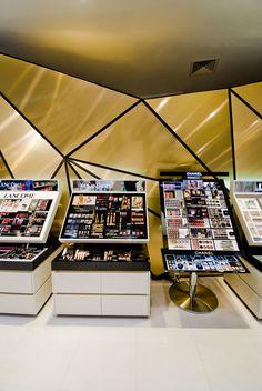 Frivole Prestige perfumery by Theza Architects, Wrocław   Poland store design