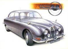 Jag-lovers Historical Brochure Homepage Changes