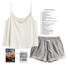 """30 day challenge day 3"" by creationsbycristina ❤ liked on Polyvore featuring H&M"