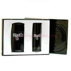 PACO RABANNE XS BLACK MEN EAU DE TOILETTE 100ML VAPO. + DESODORANTE 150ML