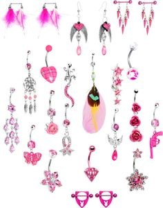 """Pink Pink Pink"" by bodycandy on Polyvore"