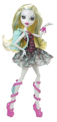 Monster High Dance Class Ballet Lagoona Blue Doll  Mattel