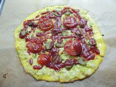 Cuketová pizza - Recepty na každý den