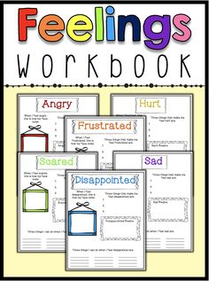 Students will learn about 25 various feelings/emotions. They will identify these feelings, learn what triggers them to feel this way and how they can cope with the feelings. A helpful tool in the classroom and in the counseling office to help students expand their emotional vocabularies.
