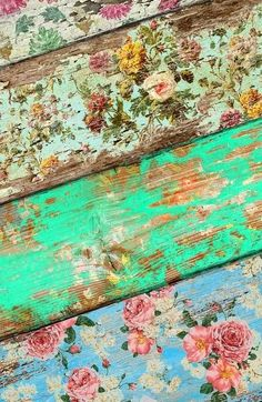 I've always loved the look of painted wood floors. I think I like them so much because when you happen upon one, it's unexpected, and per...