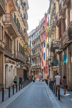 Gothic Quarter, Barcelona, Catalunya