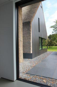 'OUTSIDE-IN' residence in Goes Netherlands | grassodenridder_architecten