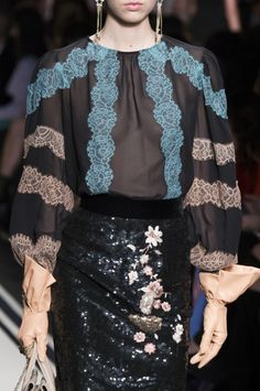 nice Inspiration Mode - Elisabetta Franchi Fall 2017...