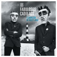 Caratula Frontal de Los Fabulosos Cadillacs - La Salvacion De Solo Y Juan