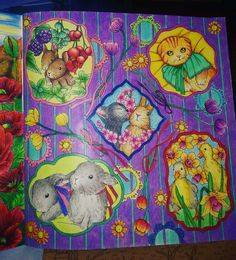 #menuetdebonheurcoloringbook #menuetdebonheur #kanokoegusa #adultcoloringbooks #coloringbookforadults #passionforcoloring #lovecoloring #prismacolorpremier