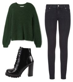 """""""All Day"""" by emmavanweert on Polyvore featuring Paige Denim and Jeffrey Campbell"""