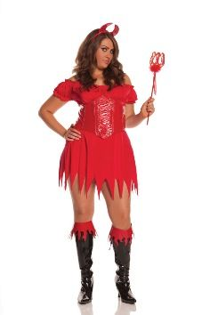 plus size halloween costumes for women sexy devil halloween costume plus size elegant moments