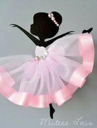 Resultado de imagen para quadro de bailarina passo a passo