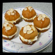 Beesting cupcakes .. mmm!