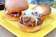Serena Bakes Simply From Scratch: Sloppy Joes Could Be Gluten Free