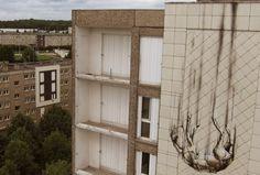Faith47 - Street artist sudafricana