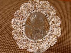 花びらシュシュ♪の作り方|編み物|編み物・手芸・ソーイング | アトリエ|手芸レシピ16,000件!みんなで作る手芸やハンドメイド作品、雑貨の作り方ポータル