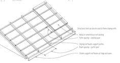 Two way concrete joist system / Waffle slab : • Like One