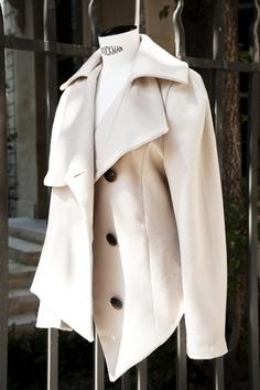 Winter Cashmere Oversize Jacket