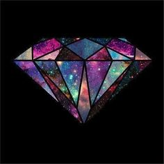 Amazing stained glass Looking stunning diamond. More lovely than clear... I want A shirt with this on it!