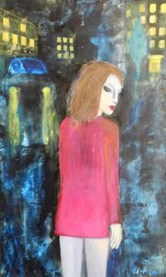 THE GATWICK HOTEL Magic Realism Art in Painting by Esteban Simich  : The Metaphysical representation of Art in Painting...