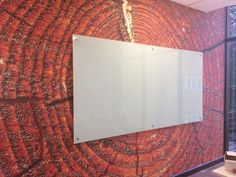 Glass Writing Boards.