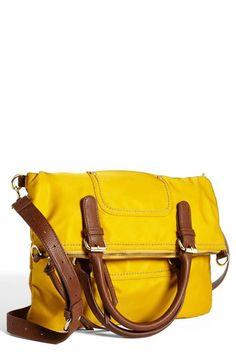 Nordstrom bag in yellow