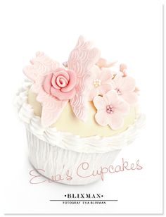 Butterfly Cupcake