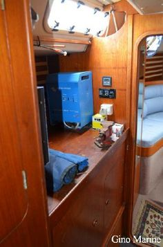 1990 Marine Projects MOODY 425 Sail Boat For Sale - www.yachtworld.com