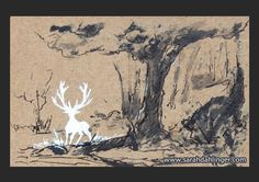 Doing some more animal in environment studies. You might be like Hey Sarah stags dont live in Panama. and I would be like I know but that white pen is a bad influence. #Panama #StorytellersSummit #OatleyAcademy #SarahDahlingerArt #WildlifeArt  #Environment #Rainforest #Magic #Jungle #HistoricalFiction #1911 #Fantasy #art #sciart #illustration #animal #wildlifeart #sketch #animalart #sketchbook #drawing #nature #artwork #zoo #scienceart #womeninart #ebook #illustratedbook