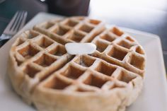 Cinnamon Apple Waffles Recipe » Table For Five