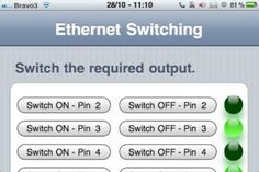 Aim: Switch relays from the ethernet or the internet, using your mobile, tablet or computer with a nice graphical user interface. Update V4.06 Please read the...