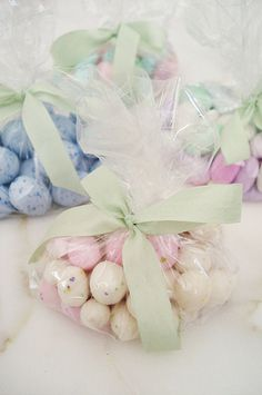 Little Bags of Sweets