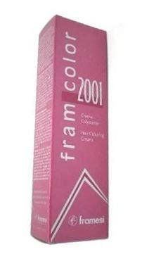 Framesi Framcolor 2001 Hair Coloring Cream, 7G Medium Blonde Glace, 2 Ounce >>> You can get additional details at the image link.