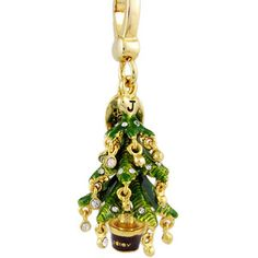 Juicy Couture Christmas Tree Charm, I have the 2008 one :)