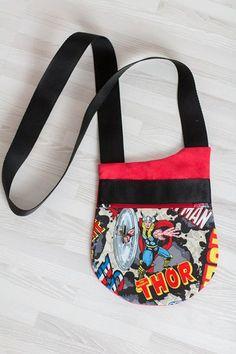 Be-Bop Thor Marvel par la malle de Maphie ! - Patron de couture Sacôtin