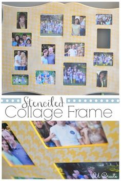 This is a sponsored post. All opinions are 100% mine!   In my opinion, the best thing to make a house feel more homey is family pictures.  Recently I snapped some photos of my siblings and our families and wanted a cute way to present them to my mom…ya know, rather than handing her the …