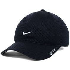 Nike 6 Panel Tailwind Cap (1,210 INR) ❤ liked on Polyvore featuring men's fashion, men's accessories, men's hats, mens caps and hats, nike mens hats and mens mesh hats