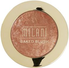 Milani Baked Powder Blush, Bellissimo Bronze 0.12 oz (Pack of 12). Product of Milani. Pack of 12.