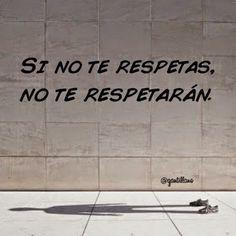 G A N T I L L A N O: NO TE RESPETARÁN