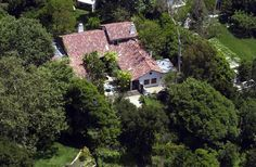 This house in Brentwood is owned by Dylan McDermott,  who bought it last year from Antonio Banderas and Melanie Griffith for $4.5M. They originally purchased the home from Michelle Pfeffier. (July 23, 2000