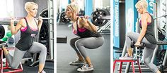 Grow your Glutes | Best Leg Workouts |  Lower Body Strength Training |  Leg Workout |  Glutes   Want a lean and lovely lower body? Jessie Hilgenberg will show you exactly how to do it!