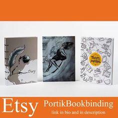 Bookbinding Portik (@portik_bookbinding) • Instagram-fényképek és -videók Journal Diary, Bullet Journal, Bookbinding, Handmade, Etsy, Shopping, Instagram, Caro Diario, Hand Made