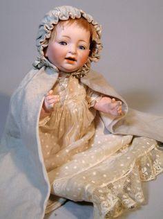 Adorable Kestner 211 Mold Sammy Antique German Doll