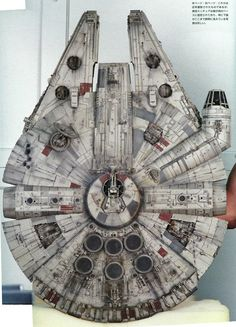 {Looking for kids toy tips? Star Wars Toys, Star Wars Art, Millennium Falcon Model, Han Solo And Chewbacca, Nave Star Wars, Cuadros Star Wars, Star Wars Design, Star Wars Vehicles, Sci Fi Models